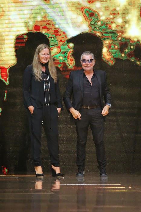 Roberto Cavalli & Eva Düringer Cavalli