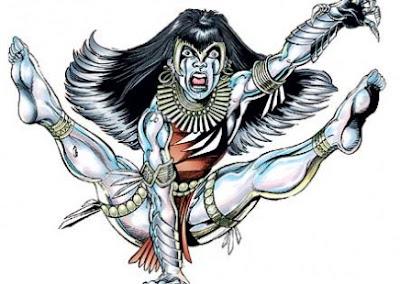 Silverclaw Marvel