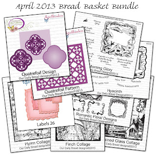 Our Daily Bread Designs April Bread Basket Bundle