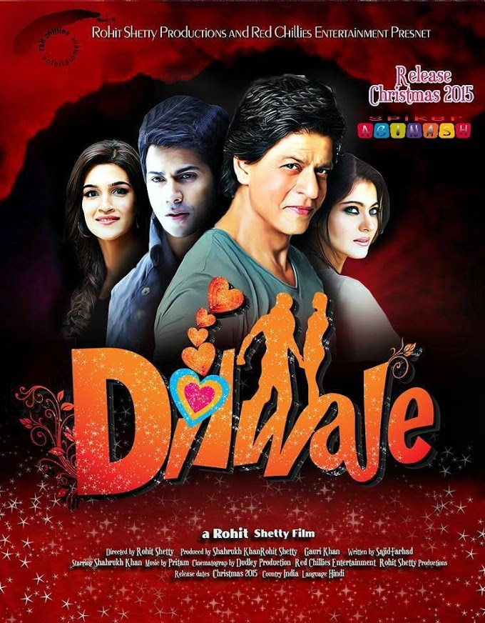Dilwale  2015  Oficial Trailer  in full HD 1080