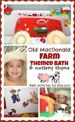 Old MacDonald Had a Farm -Bath
