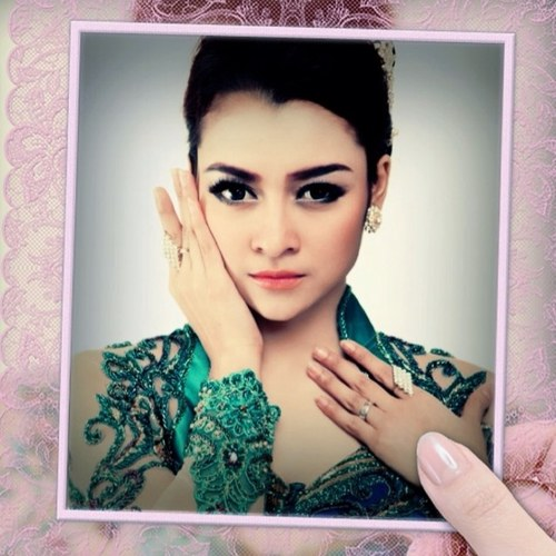 Foto Zurayda Salim Presenter Paling Cantik di Indonesia (RCTI)