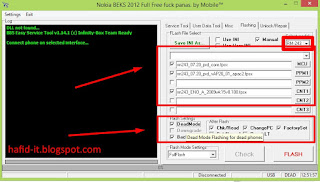 flashing dengan best ( bb5 easy service tool )