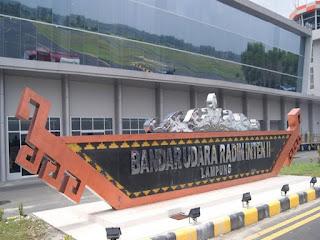 Inilah Nama Bandara di Lampung Yang Banyak Orang Tidak Ketahui