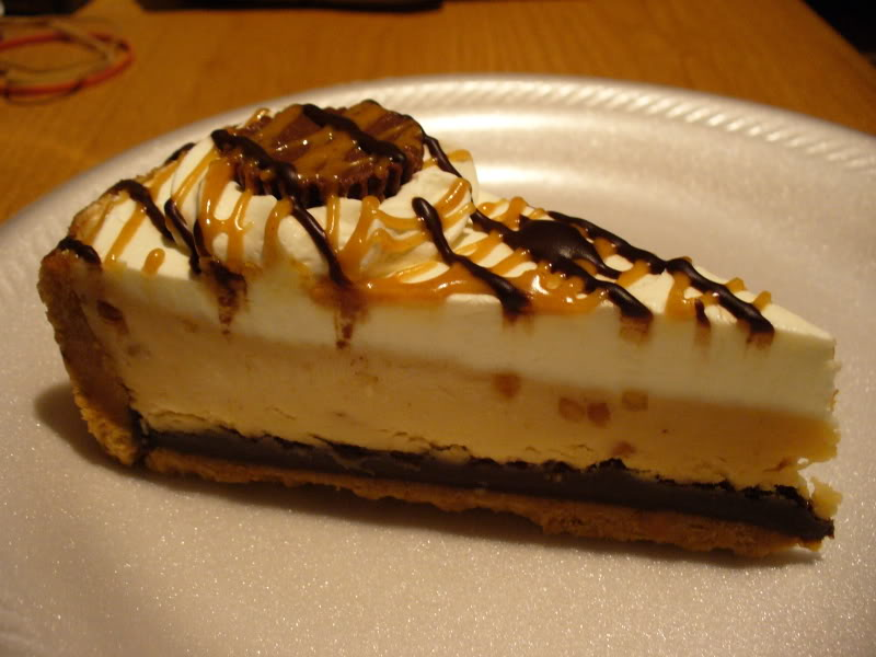 creamy sweet and luscious this peanut butter pie is real easy to make ...