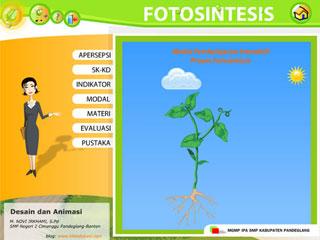 MPI Fotosintesis