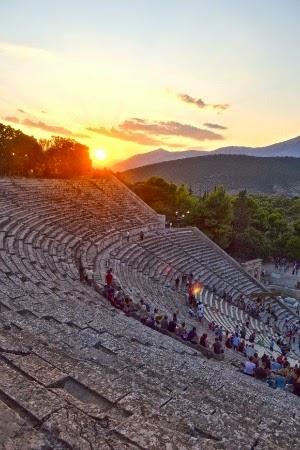Epidavros Theatre