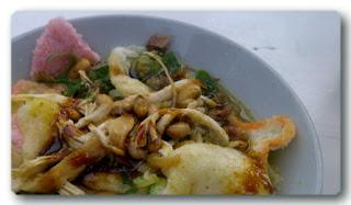 sarapan istimewa resep bubur ayam bandung