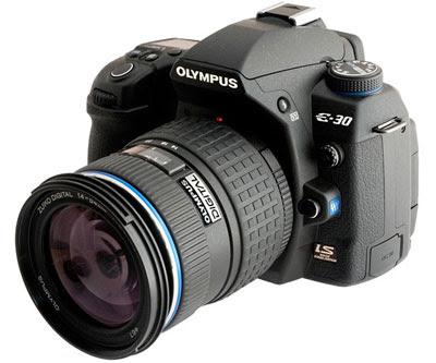 harga kamera dslr olympus e30