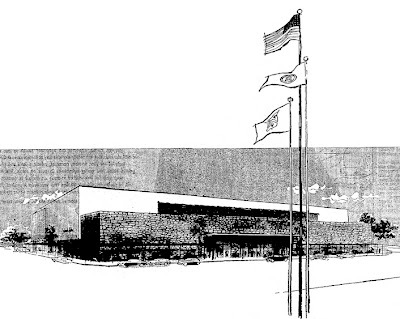 Frederick amp nelson s second bellevue store encompassed 185 000 square