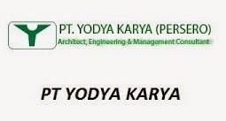 Lowongan Kerja BUMN PT Yodya Karya Jakarta Januari 2015