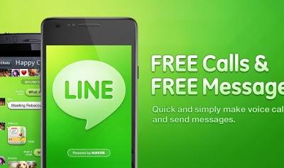 Download Aplikasi LINE Chat Gratis Terbaru 2013