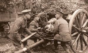 Royal Field Artillery gunners