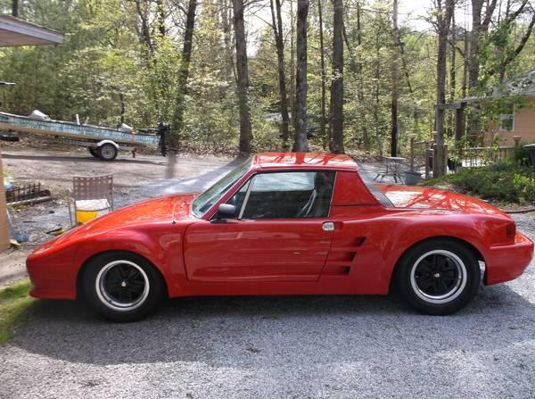 Daily Turismo: 13Buzz Power: 1970 Porsche 914