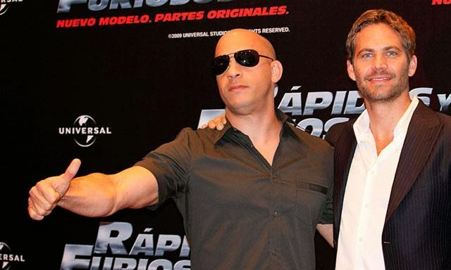 Celebrities and Holywood stars react to the death of Paul Walker