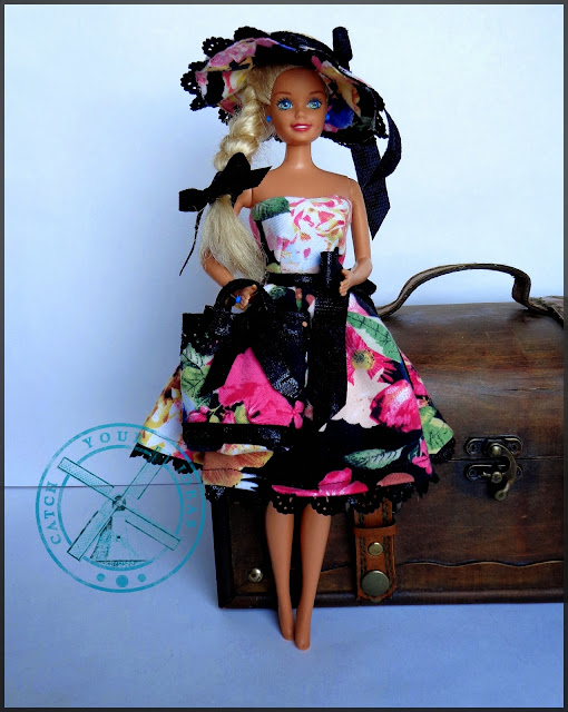 Barbie, sukienka dla Barbie, sukienka barbie, ubranko dla barbie, ubranko barbie, barbie dress, barbies dress, barbie hat, barbies hat, barbie bag, barbies bag, torebka barbie, torebka dla barbie, kapelusz barbie, kapelusz dla barbie, , ubranko barbie recznie robione, ubranko barbie recznie szyte, ubranko barbie handmade, sukienka barbie recznie szyta, sukienka barbie recznie robiona