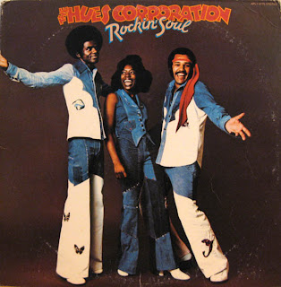 THE HUES CORPORATION - ROCKIN' SOUL (1974)