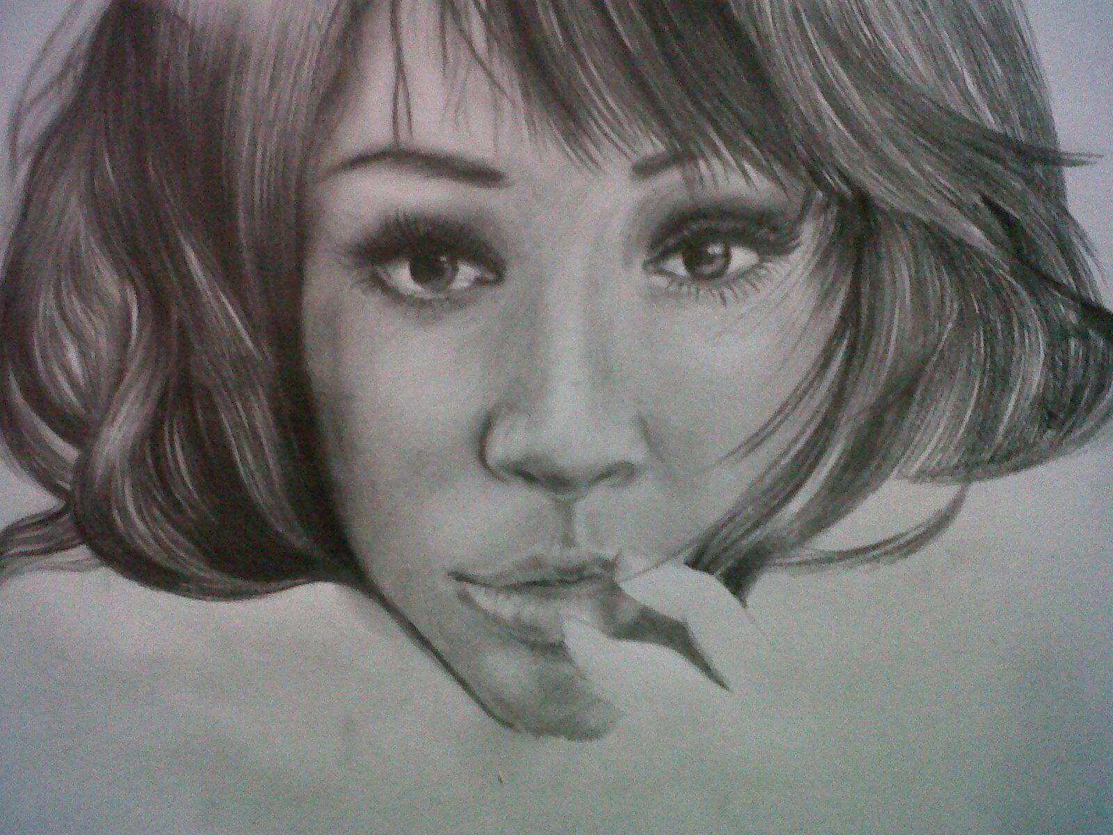 me encanta dibujar y a ti?