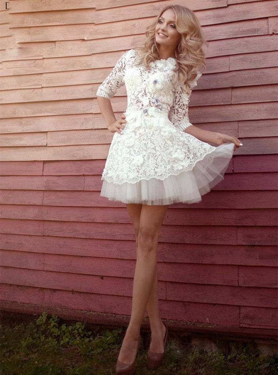 Short Bridal Dresses for Cheap, Short Wedding Dresses 2015, Short Bridesmaid Dresses 2015, Sexy Short Wedding Dresses 2015, Latest Wedding Gowns 2015, Short Spring Wedding Dresses, Mini Wedding Dresses 2015, Best Short Wedding Dress