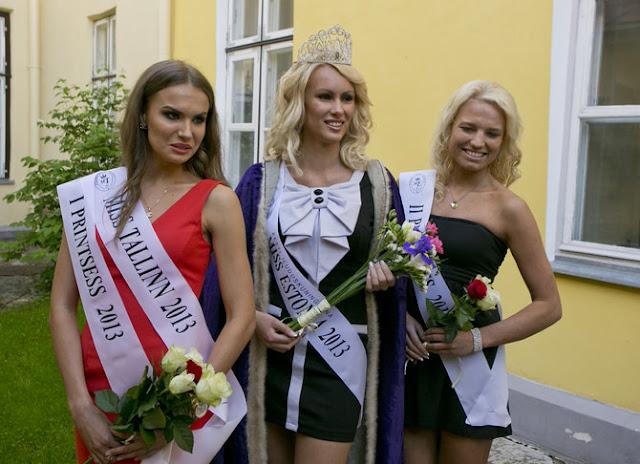Eesti Miss Estonia Universe 2013 Kristina Karjalainen