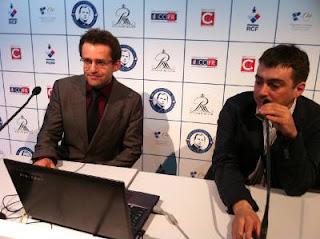 Levon Aronian n'aura laissé aucune chance à Vladimir Kramnik. Une victoire en finale commentée en compagnie du rédacteur en chef de la revue russe 64, Mark Gluhovsky
