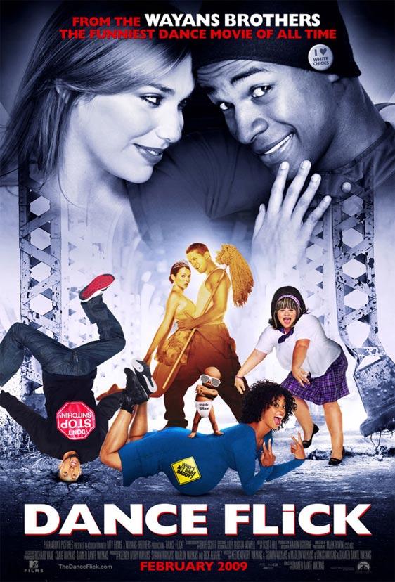 Dance Flick (2009) ยำหนังเต้น จี้เส้นหลุดโลก -[VCD] [Master]-[พากย์ไทย]