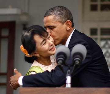 A Kiss To Build OUR Dream On - 19 Nov. 2012