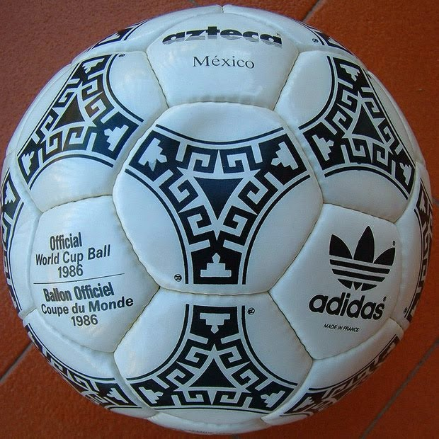 Gambar Bola World Cup 1986