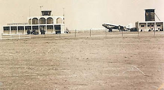 Old Dubai Airport rare photo