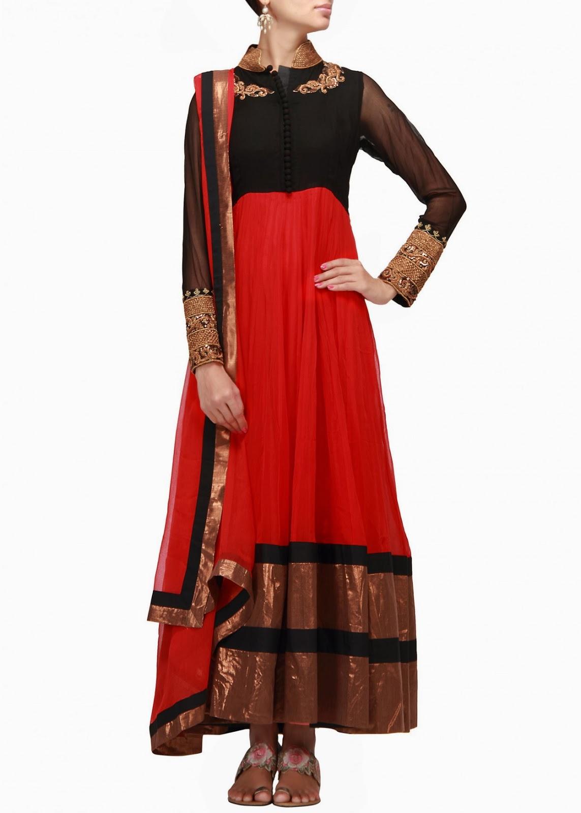 Kalki designer anarkali dresses online for Luxury online shopping