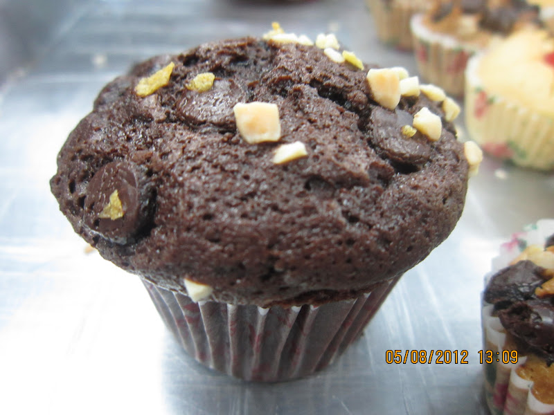RICH CHOC MUFFIN