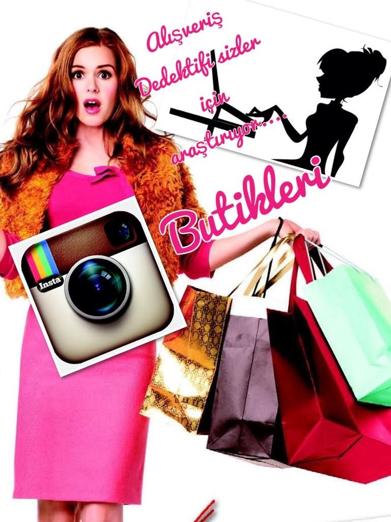 Instagram Butikleri Dosyası