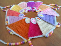 Beaded Bunting