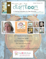 January-February 2018 Issue of Through the Craft Room Door is available