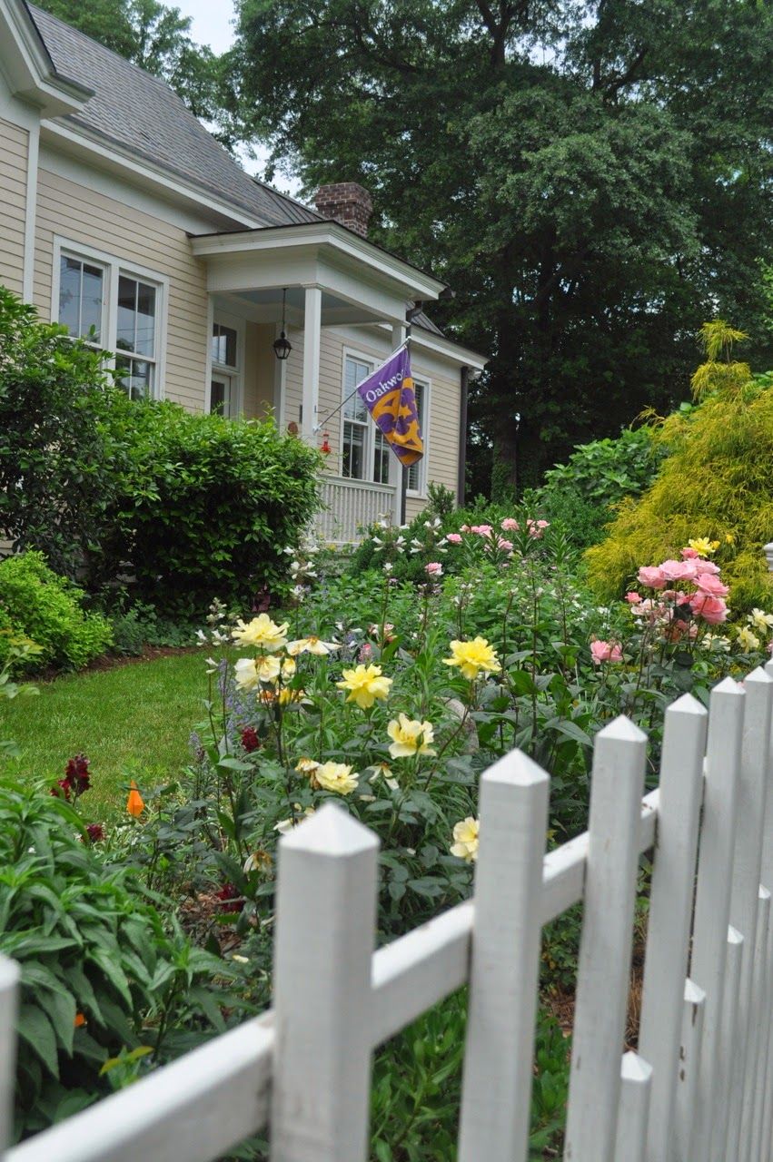 Oakwood Garden Tour And Tea