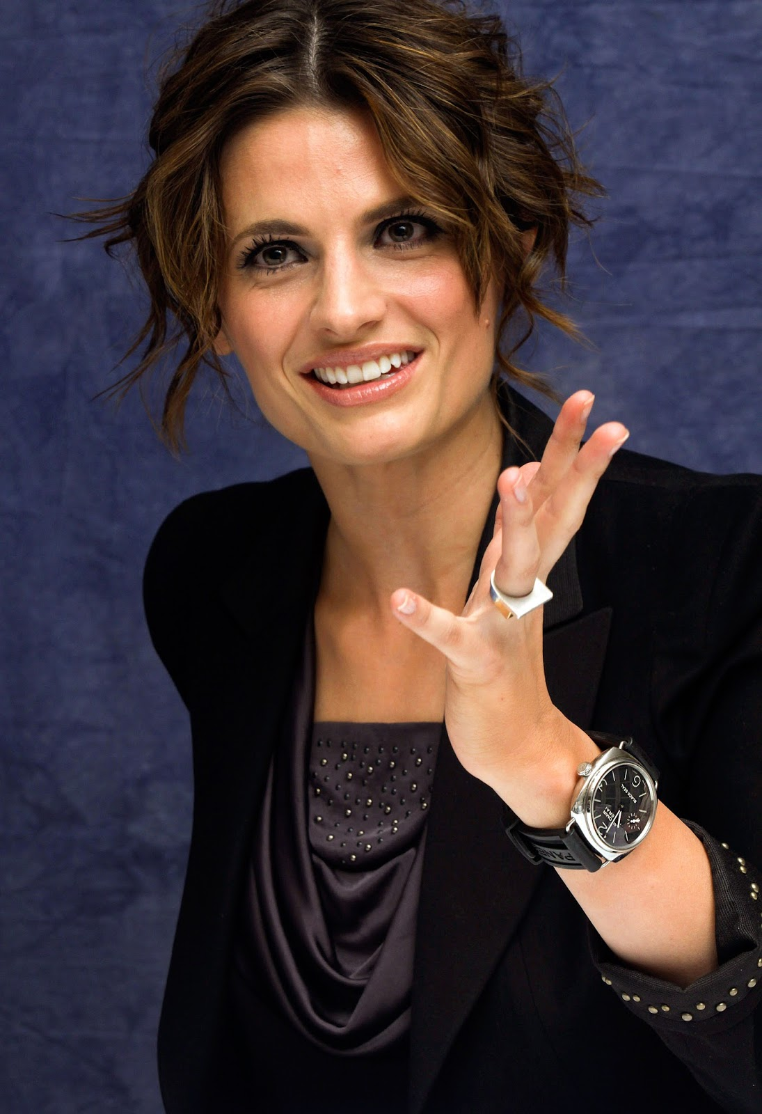 Stana Katic Images & Pictures - Becuo