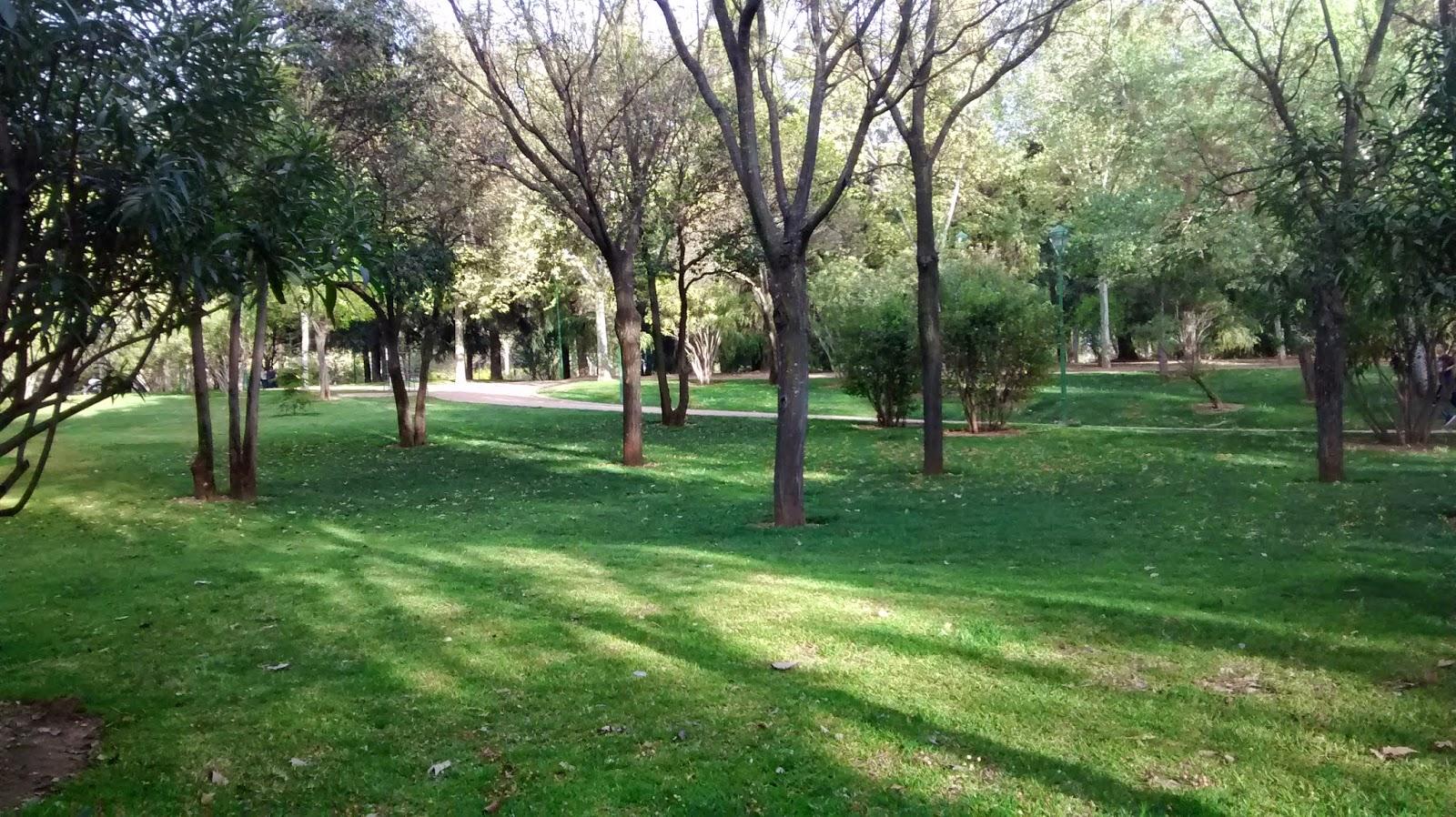 Circuito Parque Cruz Conde Cordoba : Sopa pa correr parque cruz conde