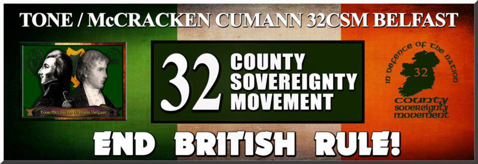 Belfast 32 County Sovereignty Movement