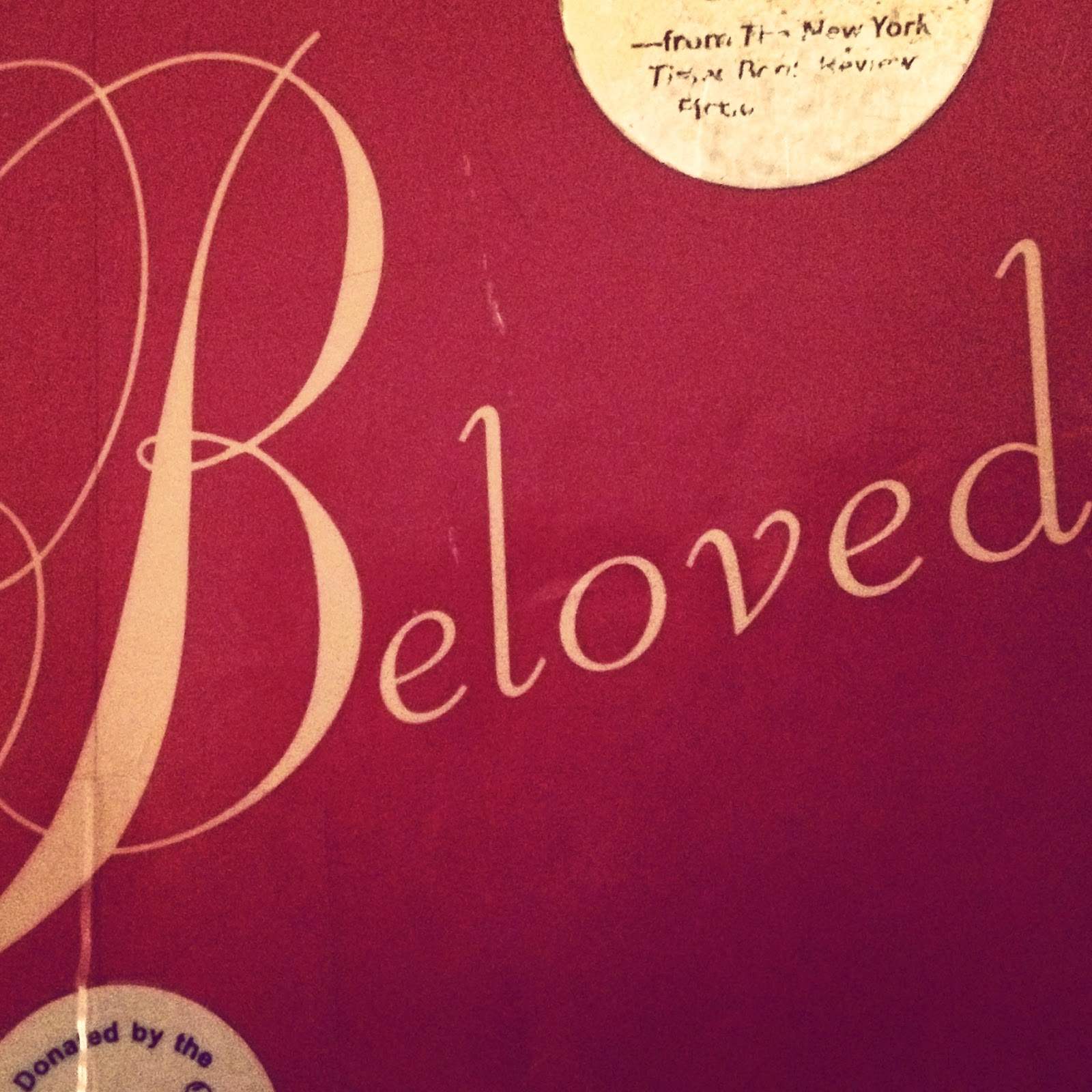 Beloved - Book Reviews 2014 | Crappy Candle