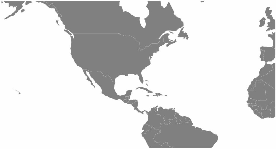 D3js tips and tricks a simple d3js map explained our current map uses a scale of 900 again this has been set for aesthetics keeping our center of 10030 if we increase our scale to 2000 this is gumiabroncs Choice Image