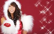 Fondos de Pantalla de Chicas en Navidad chicas en navidad
