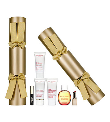 Clarins Christmas Crackers