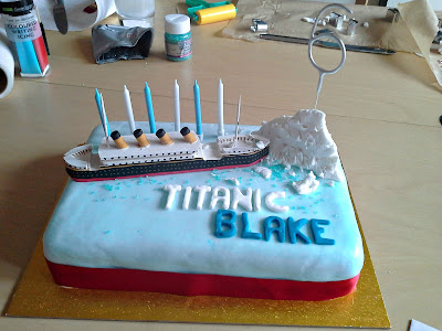 Titanic_Birthday_Cake