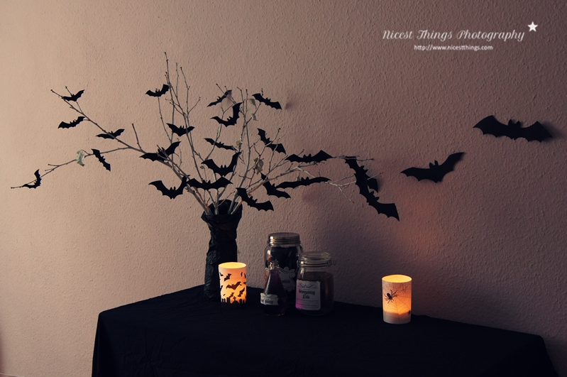 DIY: Halloween Special 1 - Decoration | Nicest Things | Bloglovin\'