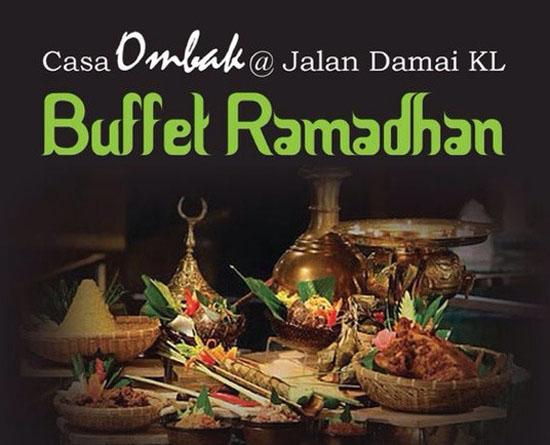Buffet Ramadan Casa Ombak - hasrulhassan.com