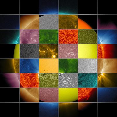 Apakah Warna Sesungguhnya Matahari?