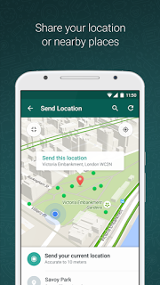 WhatsApp Messenger Apk v2.12.250 for Android-screenshot-2