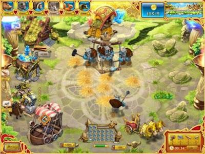 Farm Frenzy Viking Heroes Screenshots PC