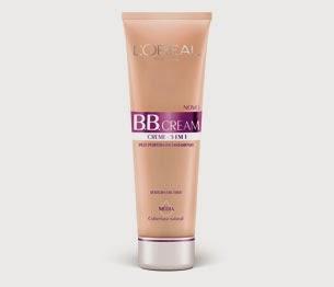BB Cream 5 em 1
