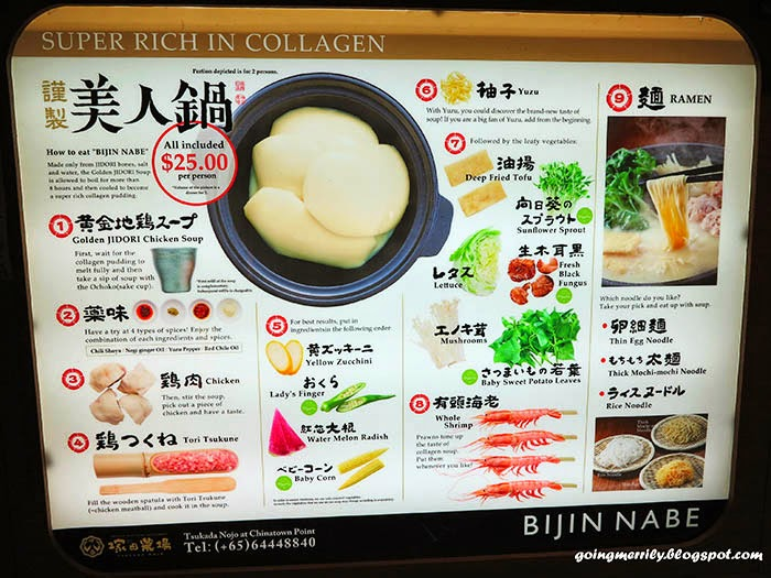 Bijin Nabe Instructions